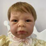 "Малышка ""Baby boo"" Lee Middleton doll от Eva Helland"