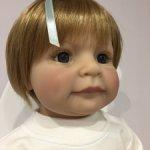 """Последняя девочка """"Look what I did"""" Lee Middleton doll от Reva Schick"""