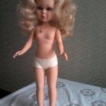 кукла Vidal Rojas