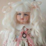 Текстильная куколка цена снижена- 4500