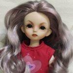 Кукла шарнирная ооак Мила