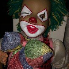 Дантон Йос и коллекционеры кукол, пожалуйста, учтите это
