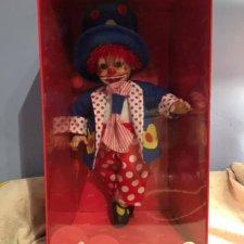 Моя новая кукла-клоун от Munecas Arias