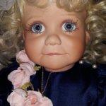 Продам виниловую куклу. Скидка  на  виходние 13000 рублей!!