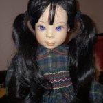 Продам виниловую куклу