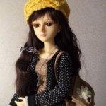 Обмен куклы бжд на авторскую куклу