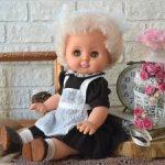 Советская кукла Оля