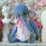Тедди слоня Римма