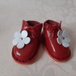 Обувь из натуральной кожи готц