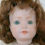 Реплика  антикварной куклы Heubach Koppelsdorf 320*4/0