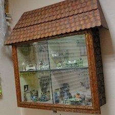 Миниатюрные домики для лягушат