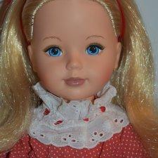 Винтажная американская куколка Кимберли Валентинов день (Tomy Kimberly 1984 Valentine)