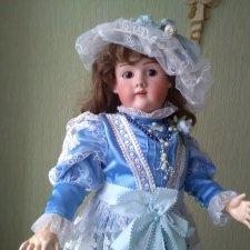 Мои куклы и их наряды