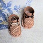 Ботинки для кукол Минуш.