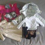 Продам вещи для кукол