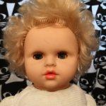 Кукла с мягким телом