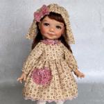 Комплектик для куколки 28 см  Dumpling Meadow dolls