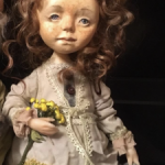 Авторская кукла Пижмочка