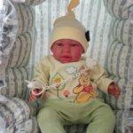 """Младенец из коллекции """" Мой первый Реборн"""""""
