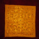 Индийские наволочки с вышивкой