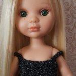 Новая кукла Бержуан