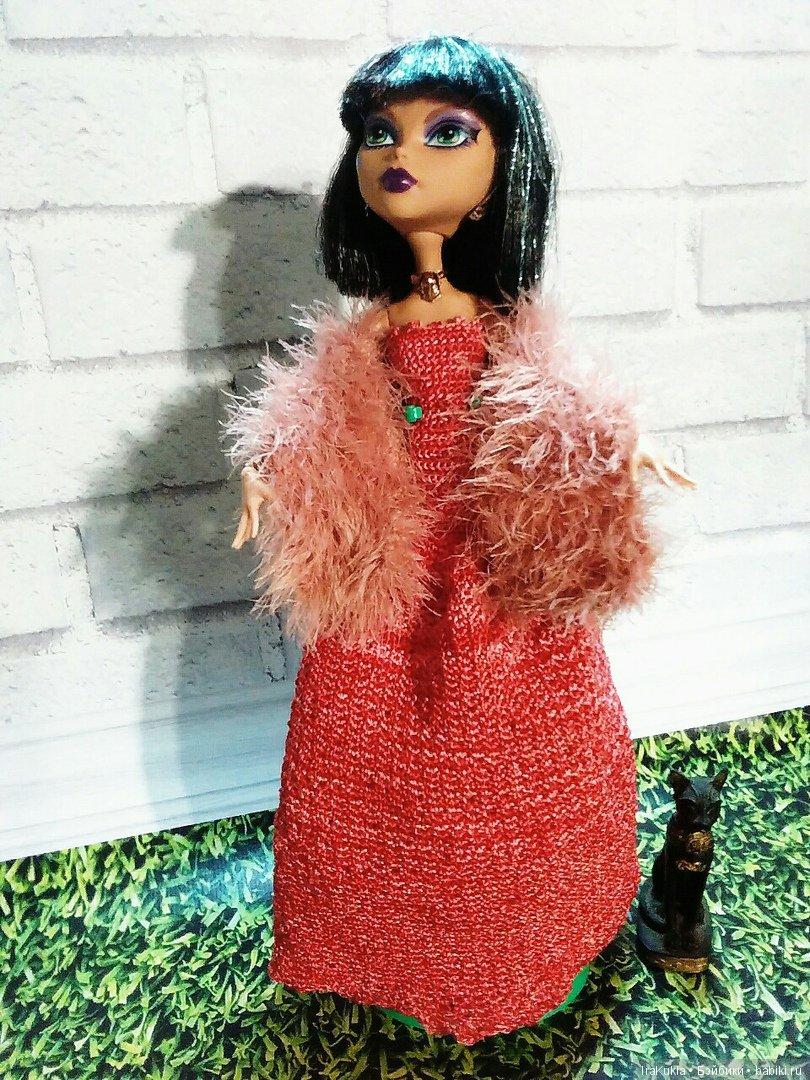 вечернее платье для мх