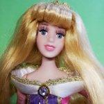 Фарфоровая кукла Аврора от Brass Key