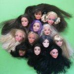 Головы Барби: Маки, Тин Скиппер, Кристи, Кира, Тереза и др.