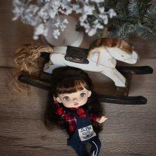 Ооак Xiaomi monst doll - моё творчество