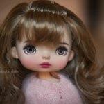 Xiaomi monst doll ooak