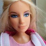 Barbie jumping Tawny