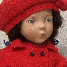 Кукла Zwergnase Lilac (Цвергназе Лилак) в новом образе.