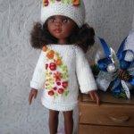 Одежда для кукол Паола Рейна 32 - 34 см и подобных им.