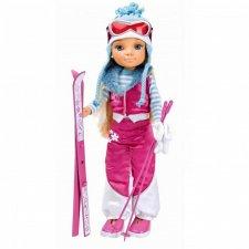 Нэнси Фамоса, Лыжница, Зимняя красавица