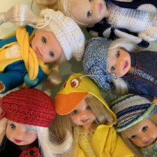 Куколки Келли. Mattel. Осенняя мода