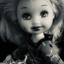 Куколки Келли. Mattel.  Хеллоуин. Вампирчик