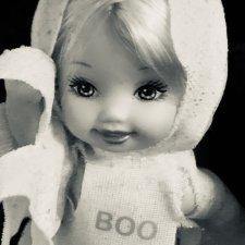 Куколки Келли. Mattel. Хеллоуин. Приведение