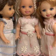 Куколки Келли. Mattel. Нарядные