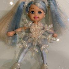 Куколки Келли. Mattel. Снежинка