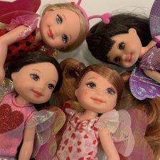 Куколки Келли. Mattel.  Валентинки