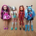 Monster High и Ever after high