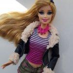 Барби Стайл шарнирная делюкс