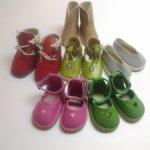 Разная обувь на кукол Паола Рейна и им подобным. Распродажа!