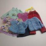 Разная одежда на кукол Паола Рейна и им подобным. Распродажа!