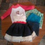 Одежда на кукол Паола Рейна и им подобным. Распродажа!