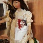 Фарфоровая кукла Jasmin Жасмин