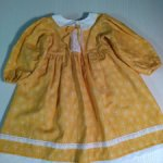 Продам платье на кукол ростом 68 см