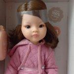 Кукла Мали шарнирная от Паола Рейна