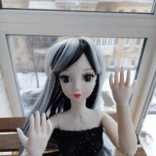 Шарнирная кукла 60 см