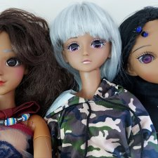 Fashion Dolls 219